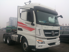 Beiben V3 6x4 340hp Euro 2 Tractor Truck For Sale