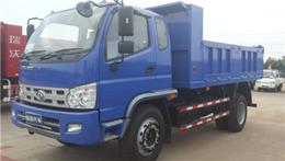 FOTON 10T Light Tipper Dump  trucks for sale