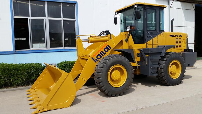 Kailai 3 ton wheel loader