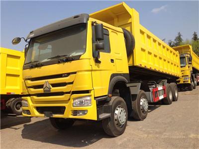Sinotruk howo 10 wheel 336hp 6x4 dump truck