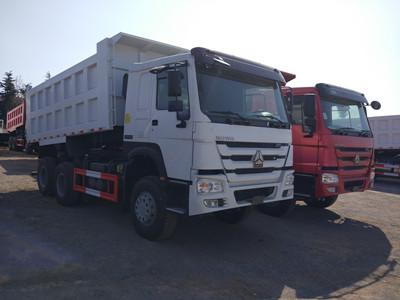 Howo Dumper Trucks 290HP  6*4 10 wheeler Dump Truck