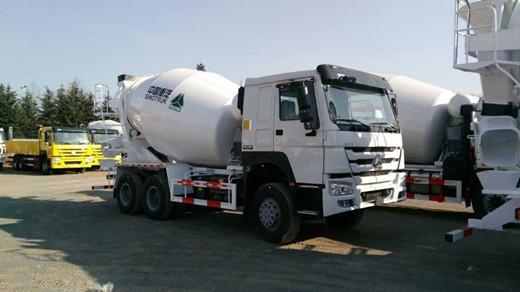 SINOTRUK HOWO 6x4 Concrete Mixer