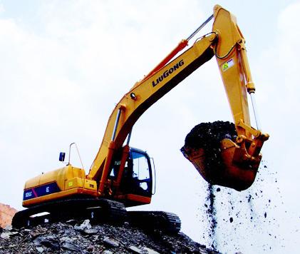 LIUGONG 925LC Excavator
