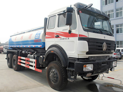 Hot sale BEIBEN 15000L Water Tank Truck for Sale