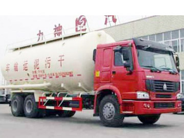 Sinotruk Howo Fecal suction truck