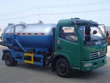 JIEFANG FAW 4x2 Sewage suction truck
