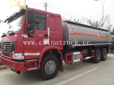 Sinotruck HOWO 20000 Liters Fuel Tank Truck for Sale