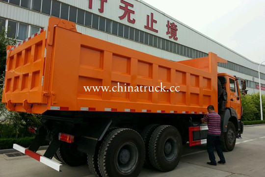 High Quality Beiben 10 Wheel Dump Truck for Sale