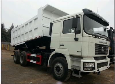 SHACMAN F2000 Dumper Trucks 6X4 Tipper Truck 30t Dump Truck
