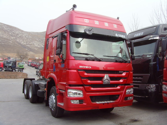 Sinotruk HOWO 336HP 6x4 Tractor Truck Tractor Heads Hot Sale