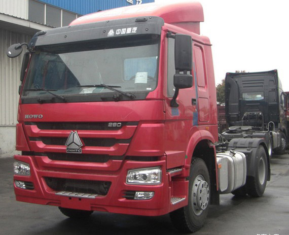 HOWO 6x4 Tractor Truck 371hp