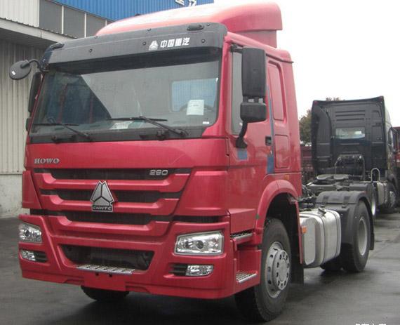 HOWO 6x4 Tractor Truck 371hp