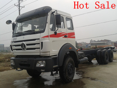 Beiben NG80 6x4 380hp Cargo Truck