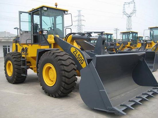 Best Price XCMG 5 Ton ZL50GN Wheel Loader