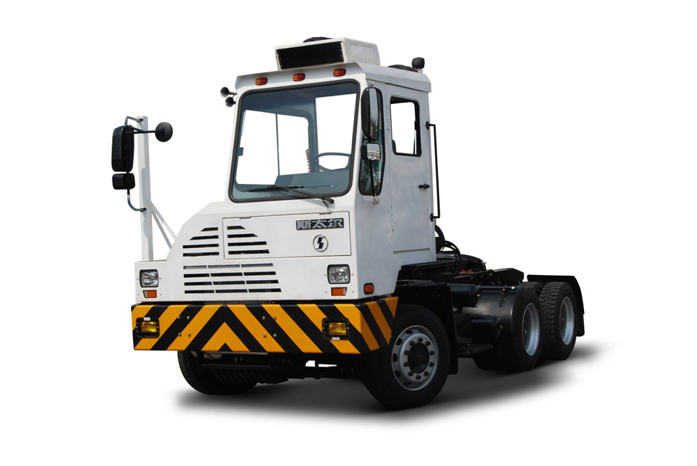 Shacman 6x4 terminal tractor truck