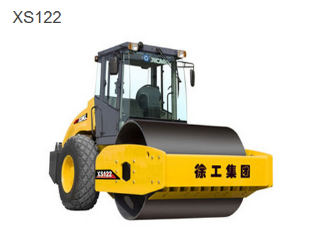 XCMG 12T Road Roller XS122 In Low Price Sale