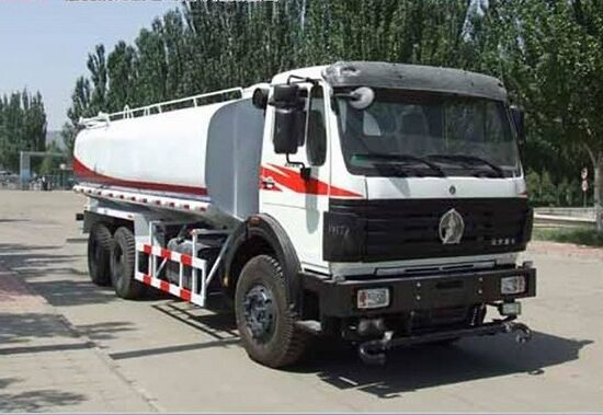 North Benz BEIBEN Water Tanker Truck 15000 Liters / 15cbm / 15 m3 Water Trucks