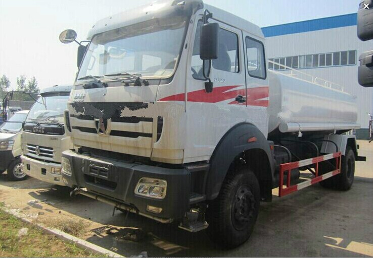 North Benz BEIBEN 4x2 Water Tanker Truck 10000liters