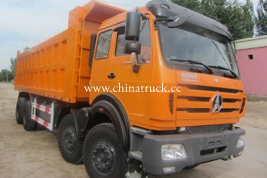 Beiben 8X4 50 Ton Mining Dump Truck for Sale