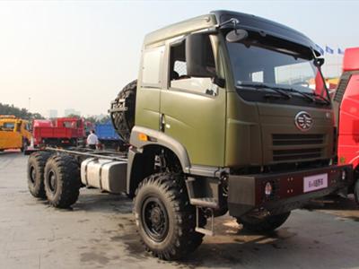 FAW 6x4 340hp Euro 2 Cargo Truck