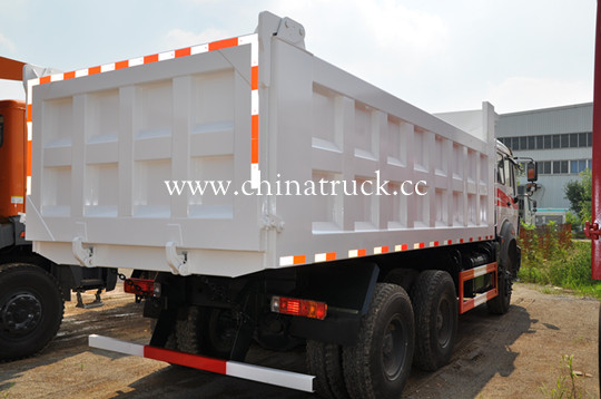 High Quality Camiones Beiben 20 Cubic Meters Dump Truck