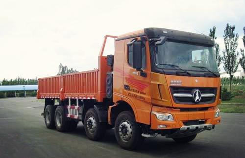 Beiben V3 8x4 340hp Cargo Truck