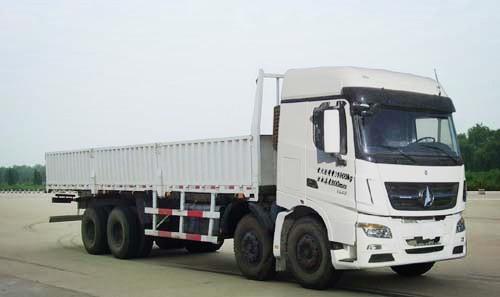 Beiben V3 8x4 290hp Cargo Truck