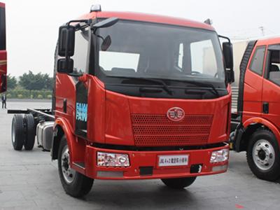 FAW 4x2 240hp Euro 2 J5M Cargo Truck