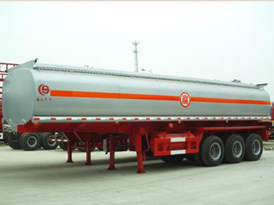 Oil Tank Semitrailer 35000L