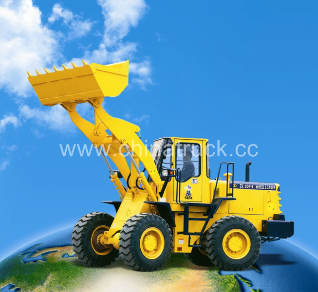 SEM Wheel Loader ZL30F