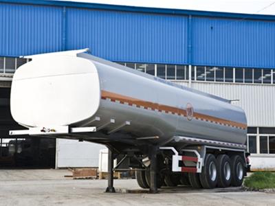 Oil Tank Semitrailer 50000L