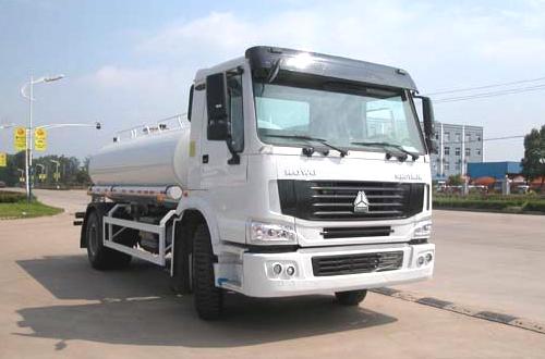 Sinotruck HOWO 15cbm Oil Tanker Fuel Tanker Prices