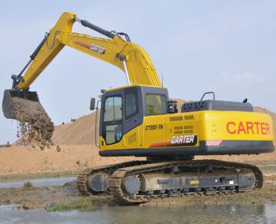 Carter 22t Excavator