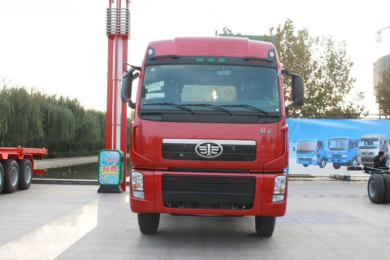 Best Price 420hp FAW Tractor Truck