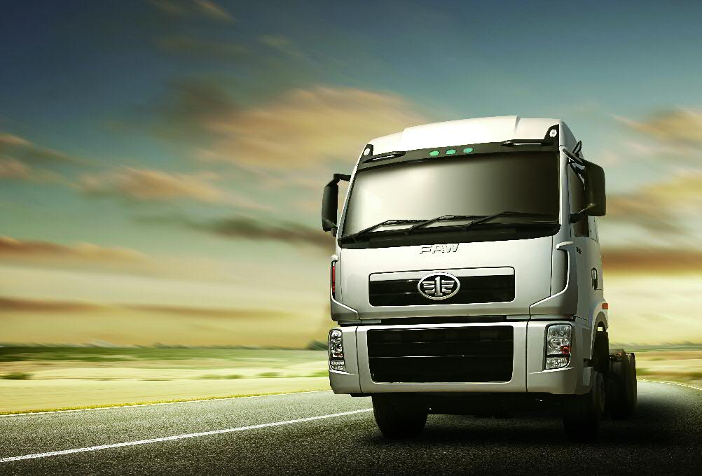 Hot Sale FAW 6*4 Tractor Truck With Best Price