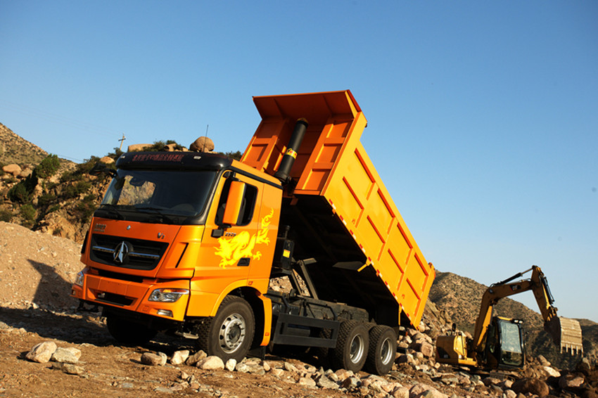 Beiben V3 6X4 Dump Truck for Sale