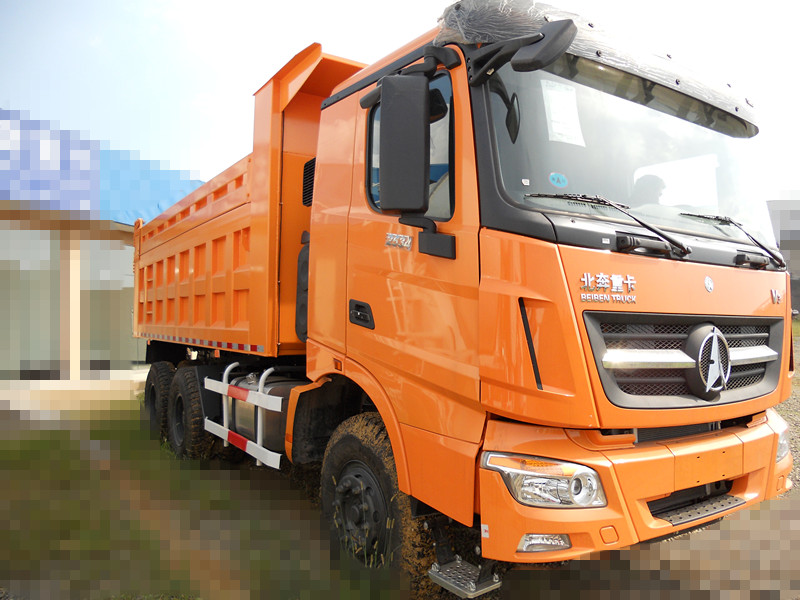 Mercedes Benz Technology Beiben V3 6X4 Dump Truck
