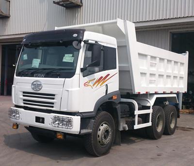 China 6x4 dump truck faw truck Dumper Trucks