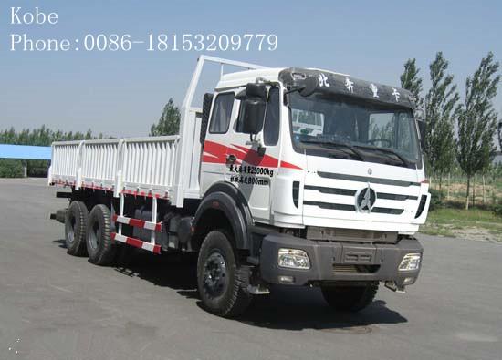 Beiben 6x4 Cargo Truck