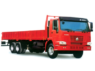 Hot Sale Howo 6*4 Lorry Truck