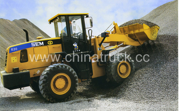 SEM Wheel loader ZL630B
