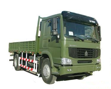 Sinotruk HOWO 6*6 All-wheel Drive Cargo Truck