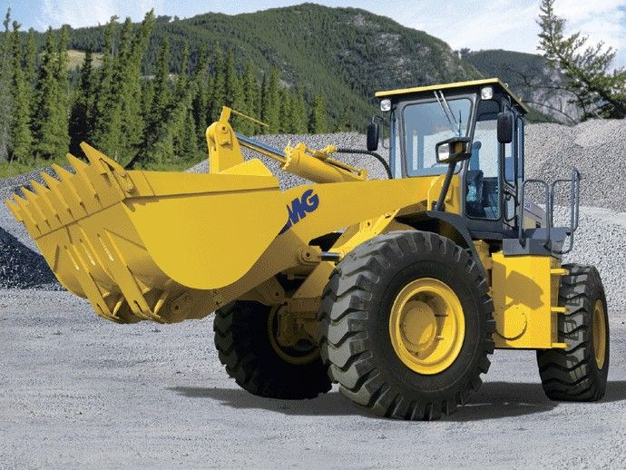 XCMG 4 ton Wheel loader