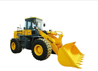 SHANTUI 6ton Wheel Loader SL60W