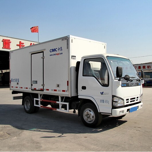Hot sale 4x2 Refrigerator Truck