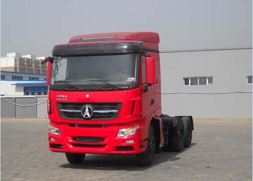Beiben V3 380HP 6x4 Tractor Truck