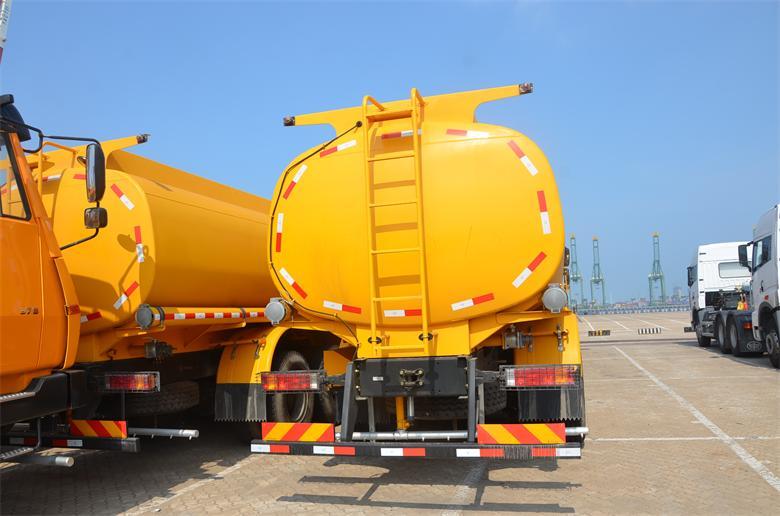 Shacman F3000 6x4 Fuel Tank Truck