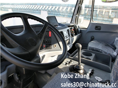 Beiben NG80 Euro3 4x2 270hp lorry truck