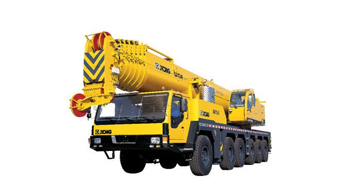 XCMG Crane QY50B 50 tons truck crane for sale