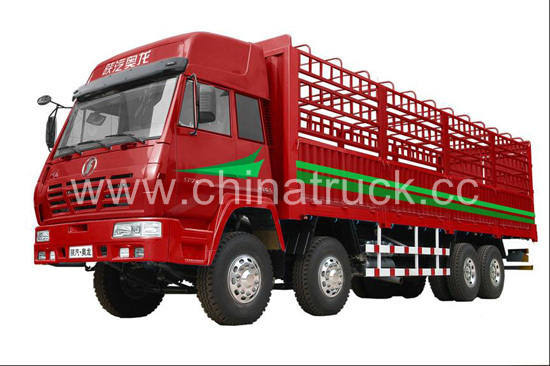 Shacman Olong 8x4 Stake Truck